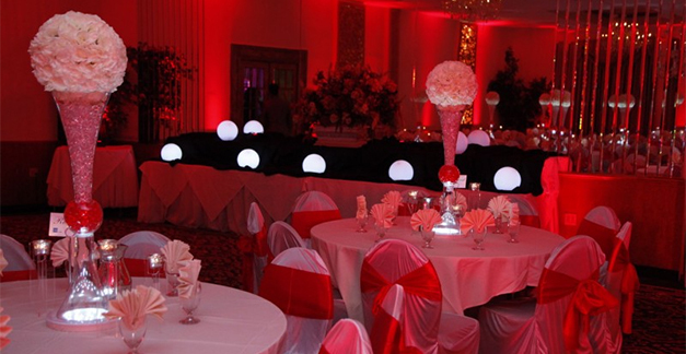 Contemporary dcor ideas for a low budget indian wedding glamorous contemporary dcor ideas for a low budget indian wedding wedding decoration flowers booke on table candle heart shape from flowers event place junglespirit Gallery