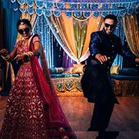 mansi wedding dance