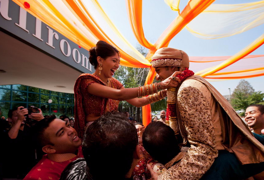 Real Indian Wedding