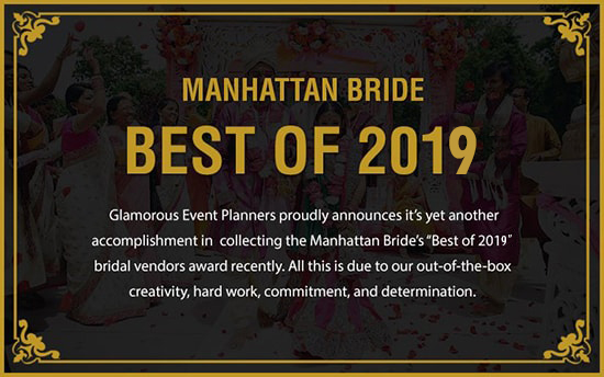 Manhattan bride best of 2017