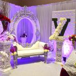 wedding stage docoration