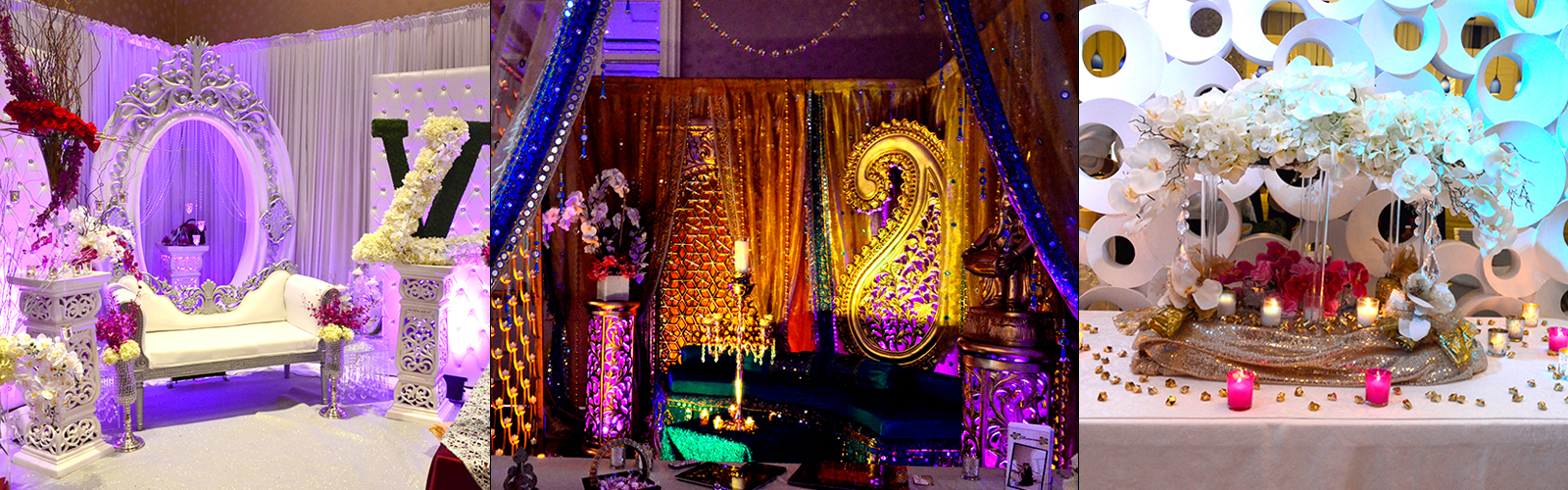 Contemporary dcor ideas for a low budget indian wedding glamorous contemporary dcor ideas junglespirit Images