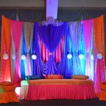 wedding theme stage
