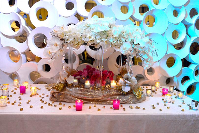 bollywood themed wedding
