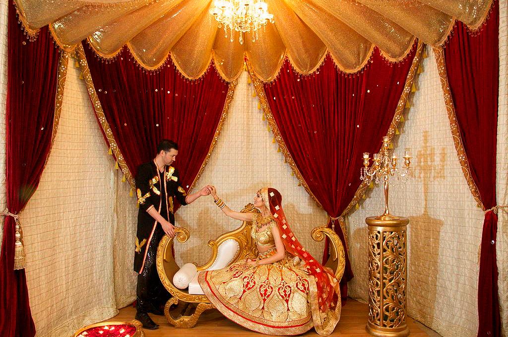 Indian Themed Wedding