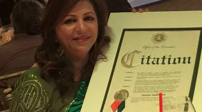 Sunita Sadhnani