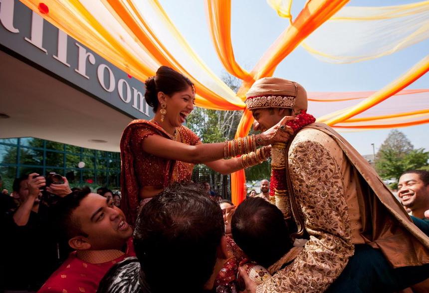 Planning an Indian wedding