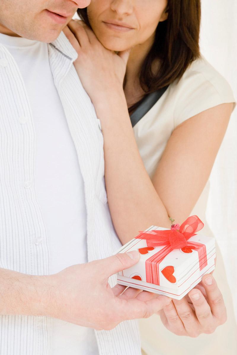 DIY A Valentines Gift Box