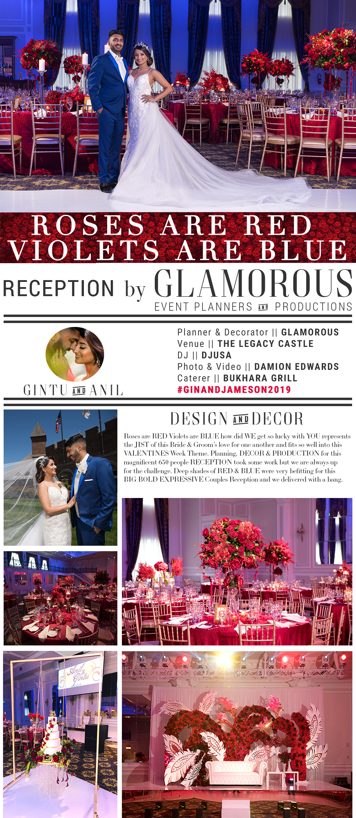 Glamorous Event Planners